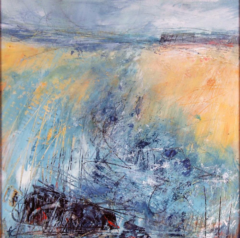 'Low tide I'