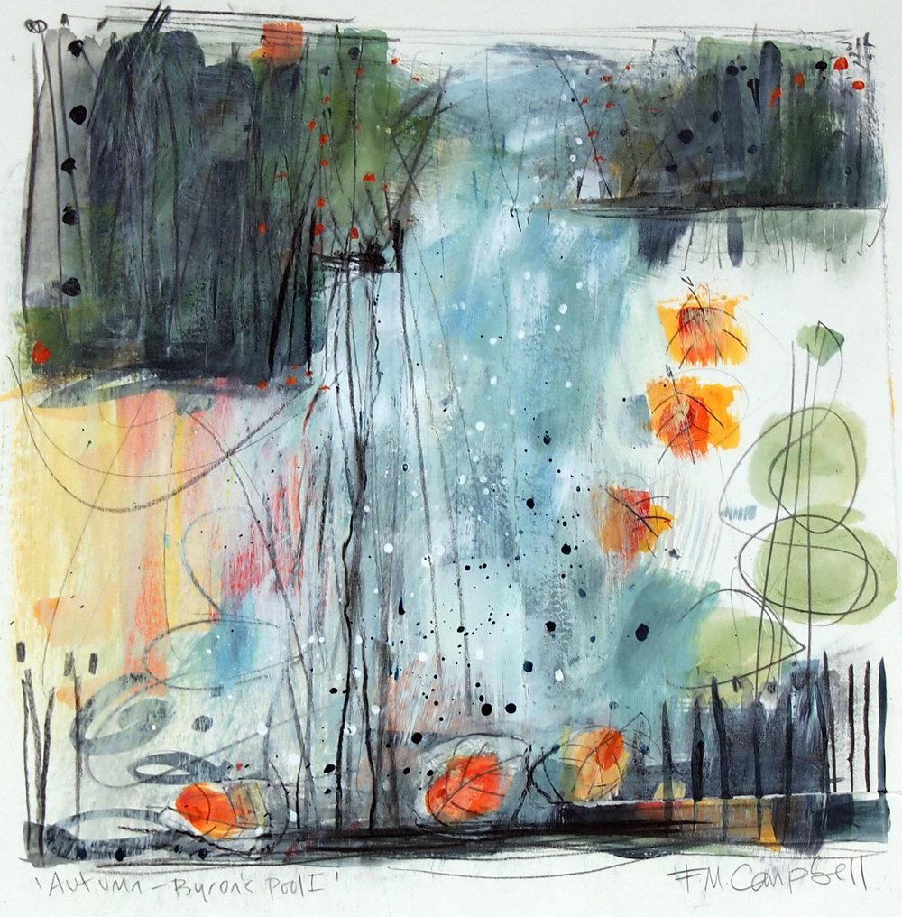 'Autumn - Byron's Pool I'