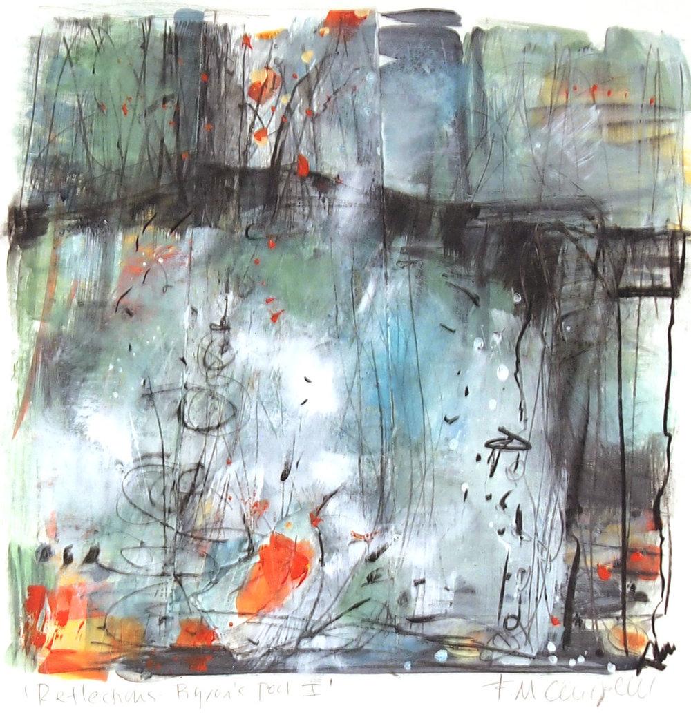 'Reflections - Byron's Pool I'
