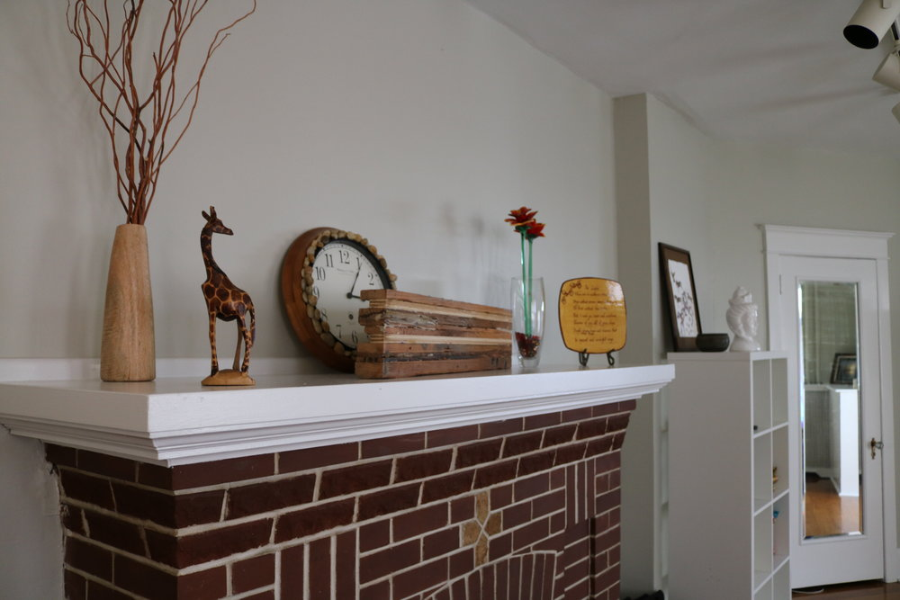 Decor details at Lehigh Valley Counseling, LLC