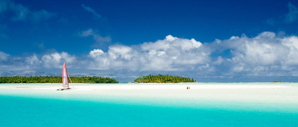 Aitutaki - August 27 - September 1