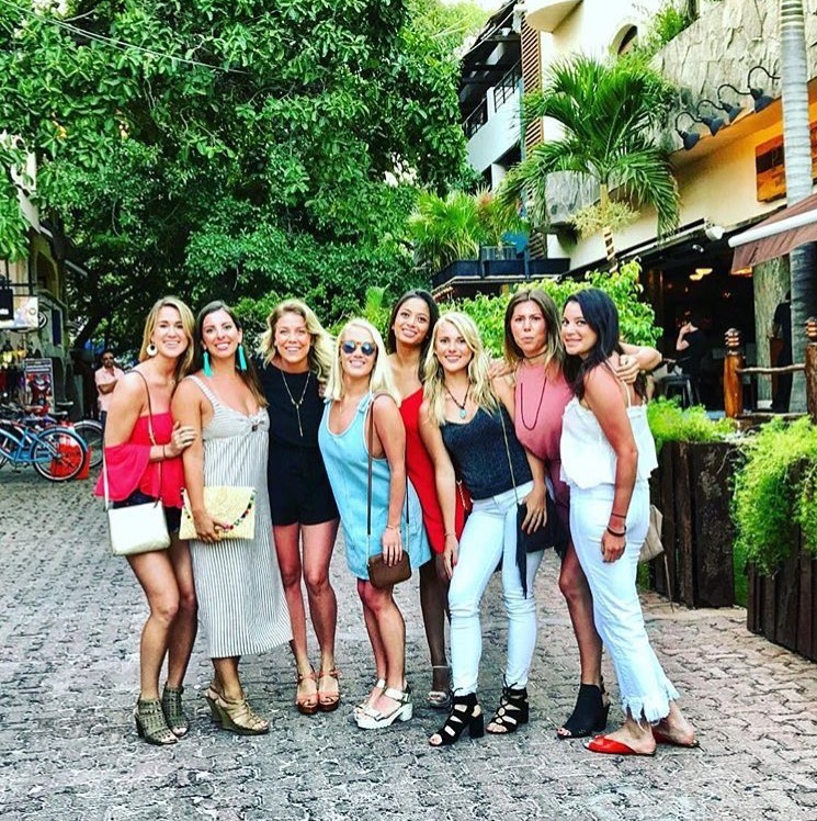 Playa del Carmen Bachelorette Party