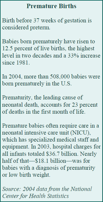 premature births