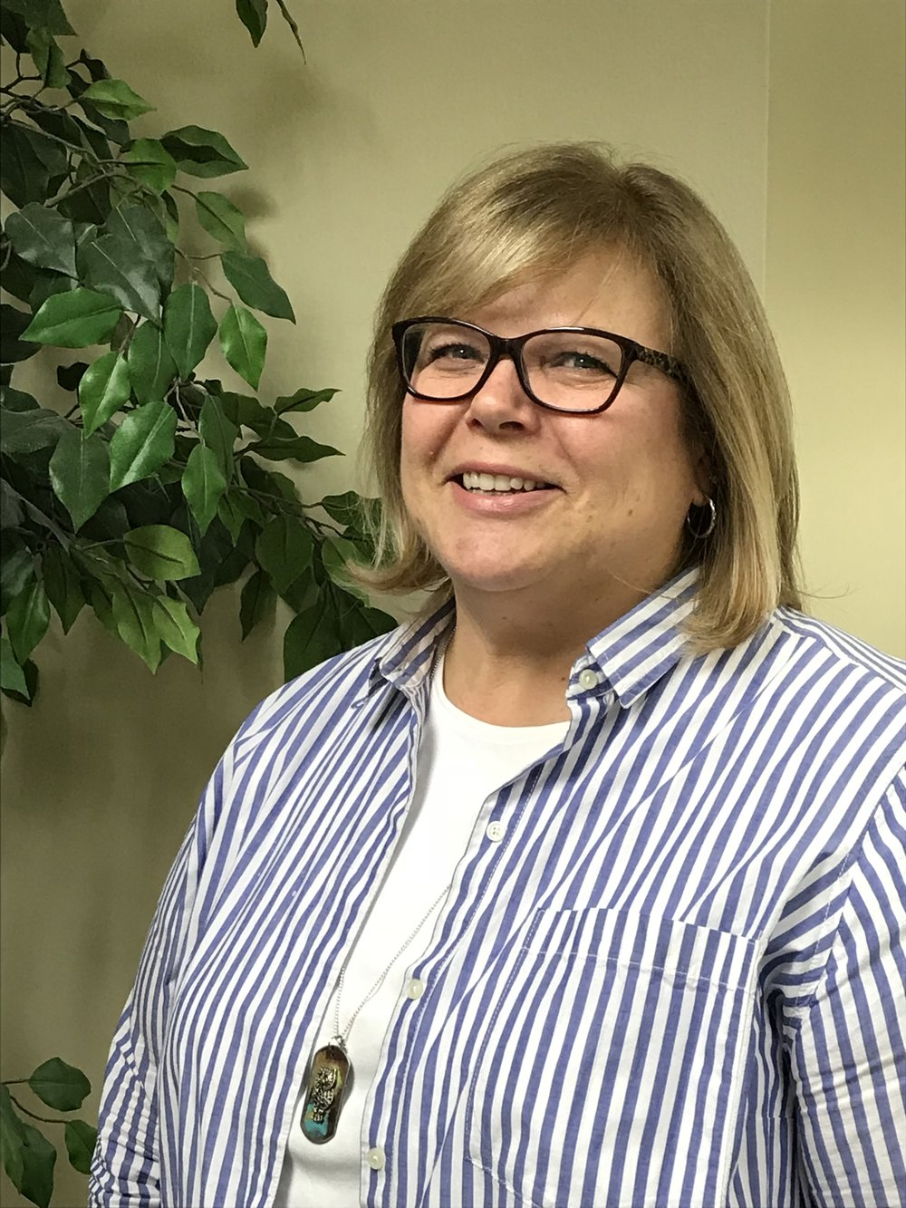 Ginny Fisher, RN, BSN