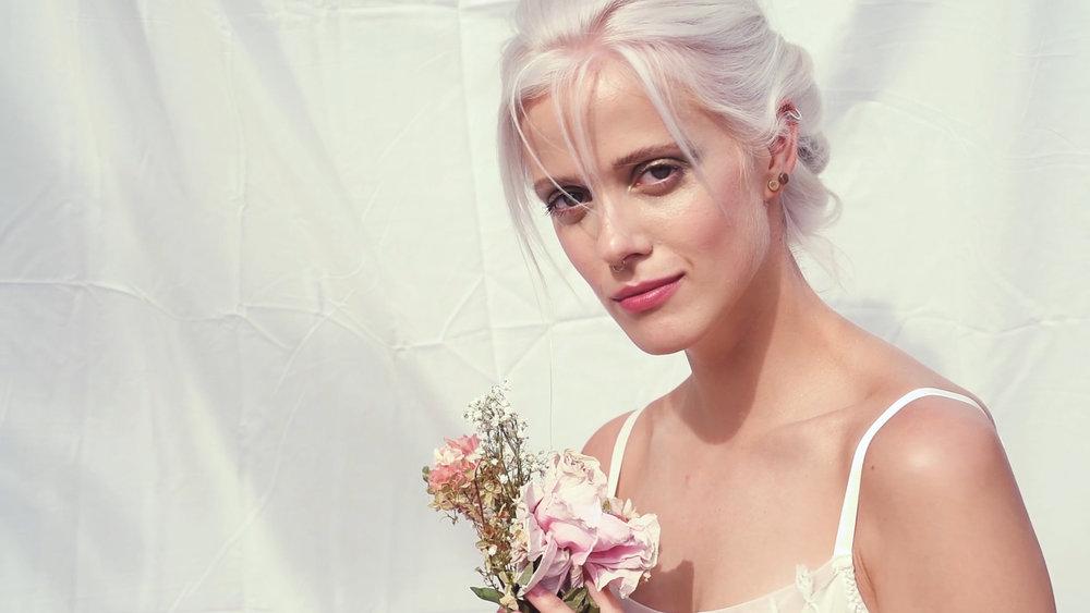 Tereza Vu - Kampaň k nové kolekci