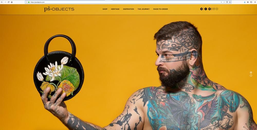 Kampaň a produktová fotografie