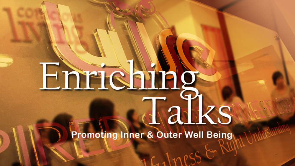 Enriching Talks