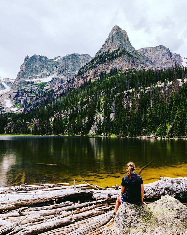 Already missing the mountains. . . . . #photooftheday #stunnersoninsta #landscapephotography #landscape #rockymountainnationalpark