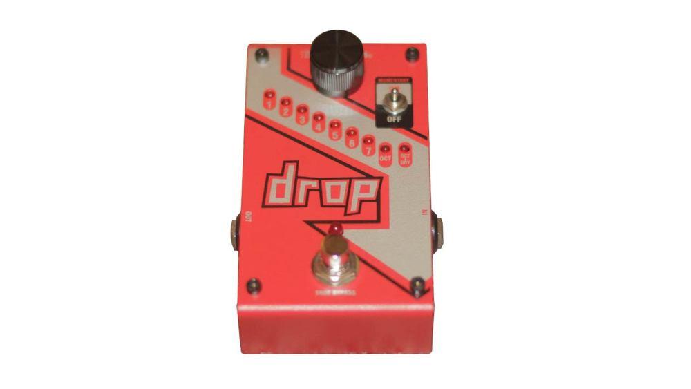 digitech drop pedal