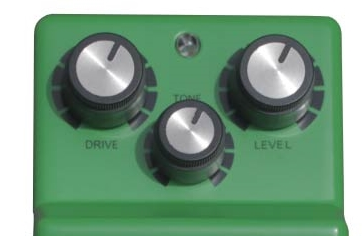 Ibanex ts9 overdrive pedal