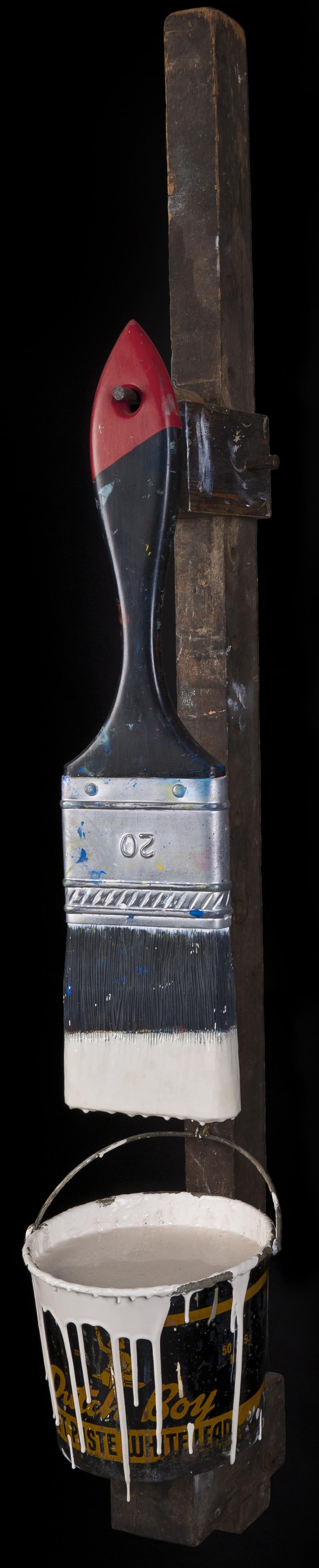 Drip Rack, 2012, 58 x 9 x 13 (Sold)