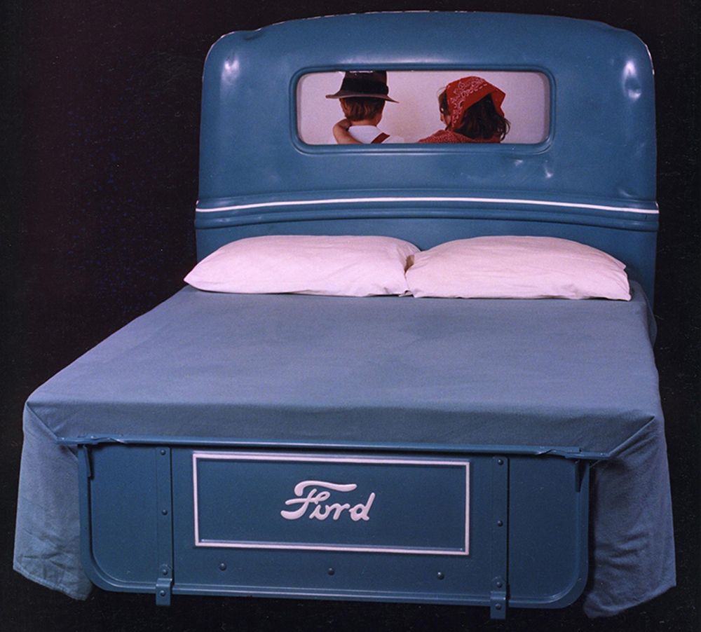 Ford Truck Bed, 1996, Full Size Bed (Sold)