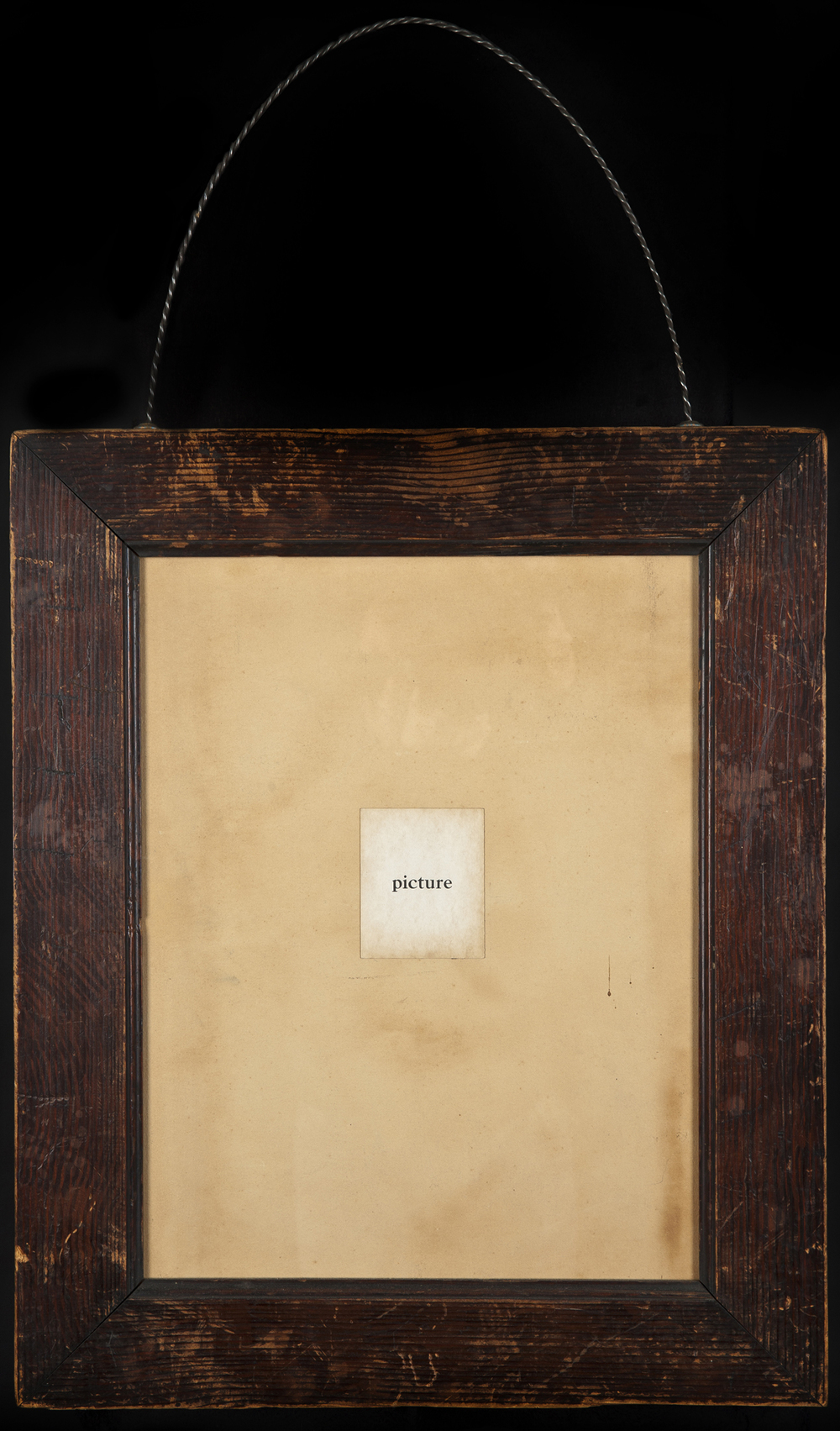 Picture, 2011, 32 x 18