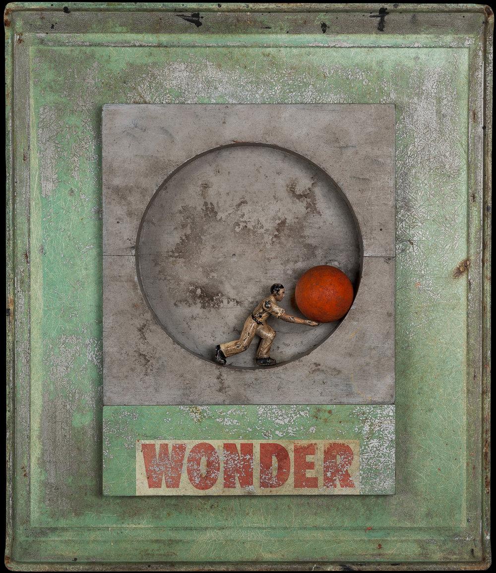 Wonder Bred, 2016, 25 x 21 (SOLD)