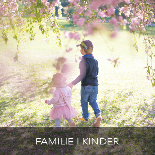 Familie und Kinder Homestories