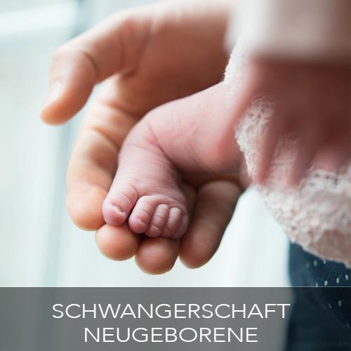 Schwangerschaft und Neugeborene
