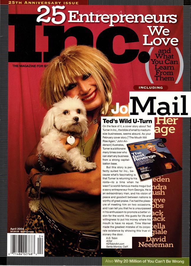 Inc. Magazine 2004