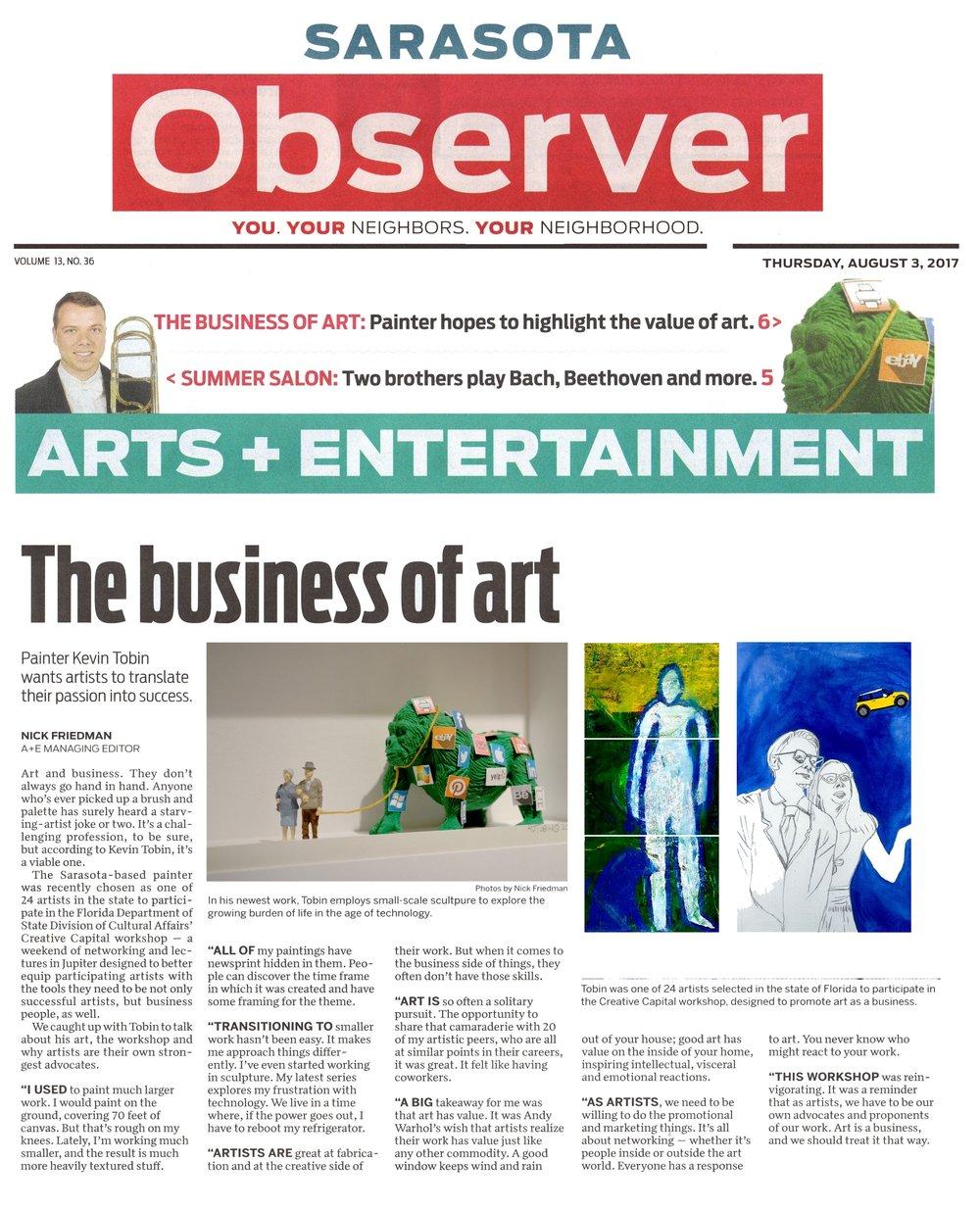 Sarasota Observer 2017