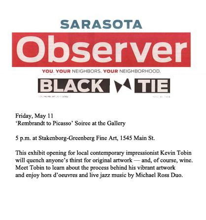 Sarasota Observer 2018