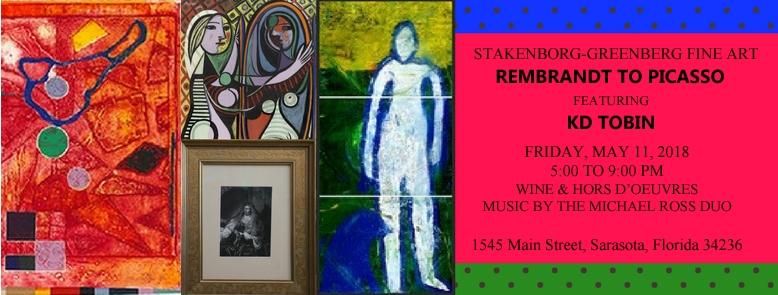 Stakenborg-Greenberg Fine Art Show