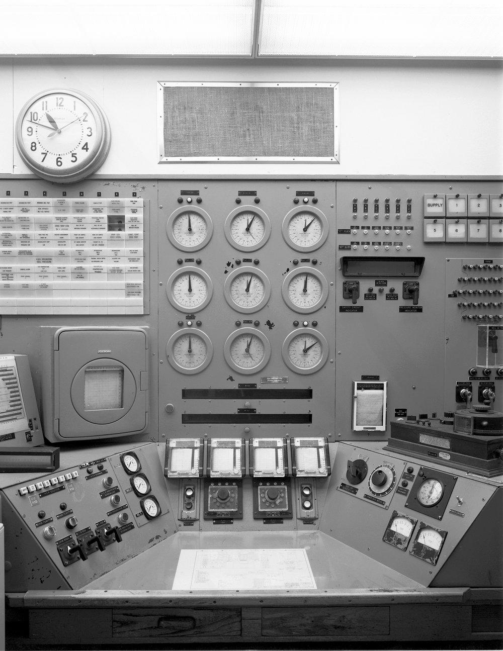 Reactor Operator's Station