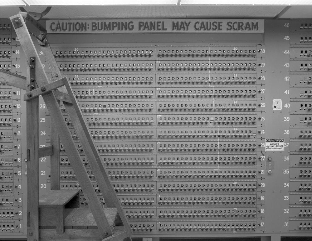 Scram Panel