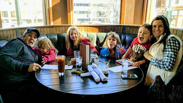 Bring the whole Fam! #mads #brunch