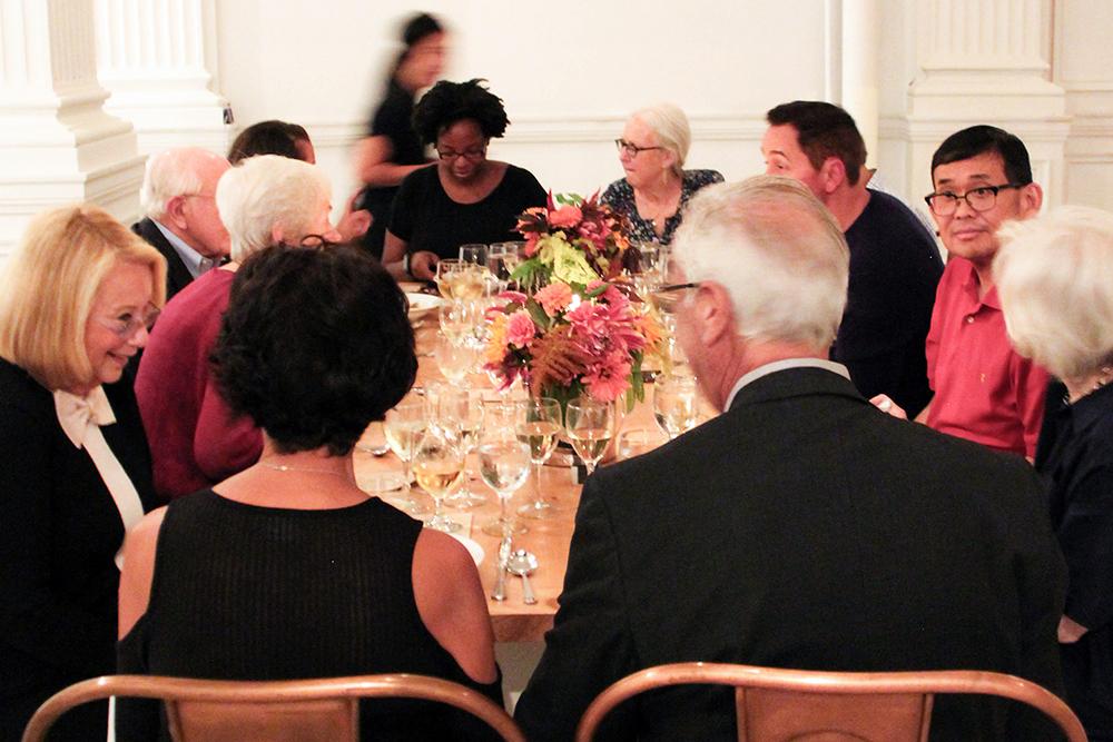 VEGAN POP-UP DINNER & WINE PAIRING WITH MISS RACHEL'S KITCHEN