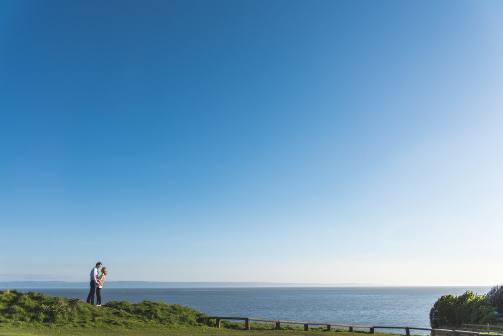 Southerdown Engagement Shoot