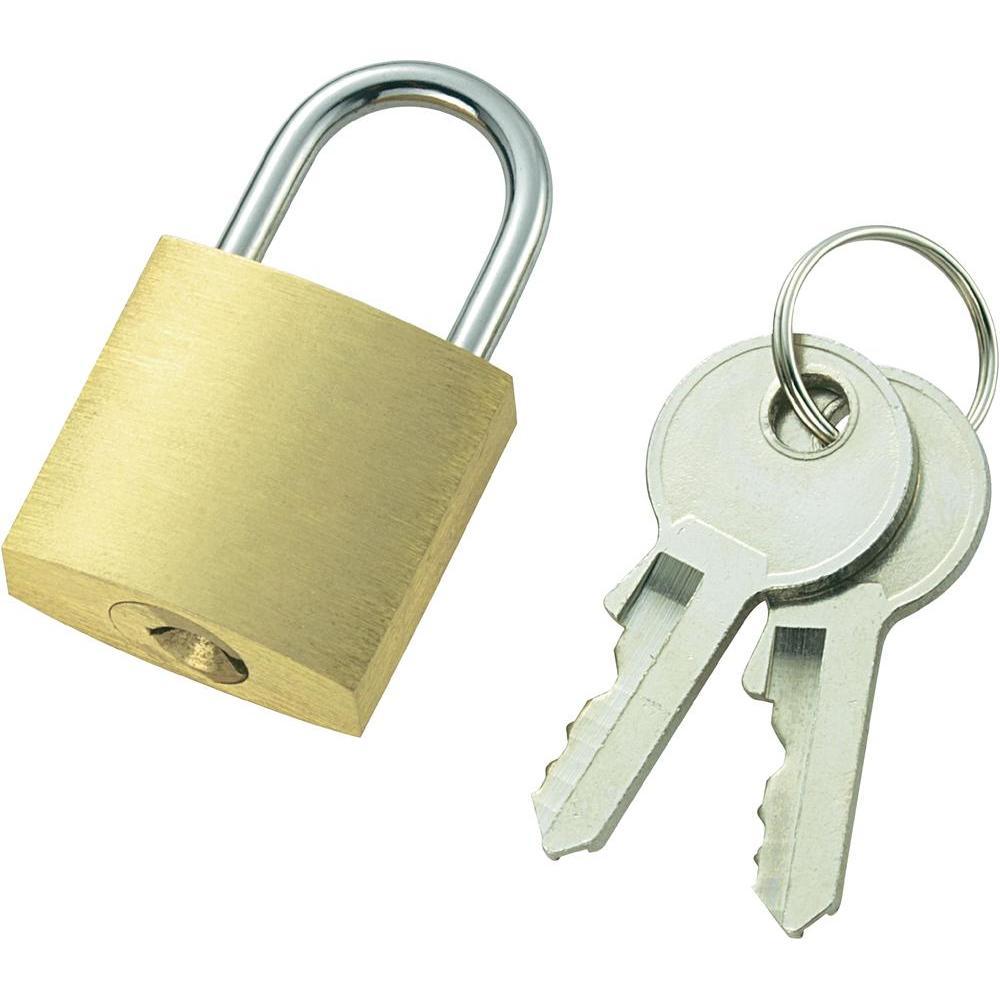 divers cadenas avec clés