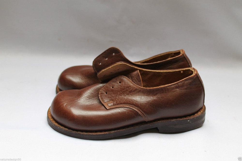 chaussures à cirer
