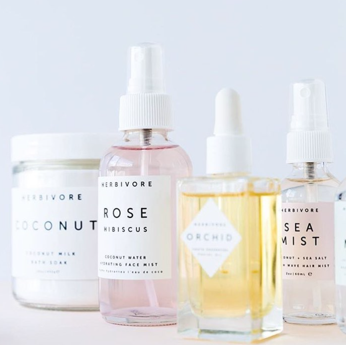 Beauty Brand Spotlight: Herbivore Botanicals