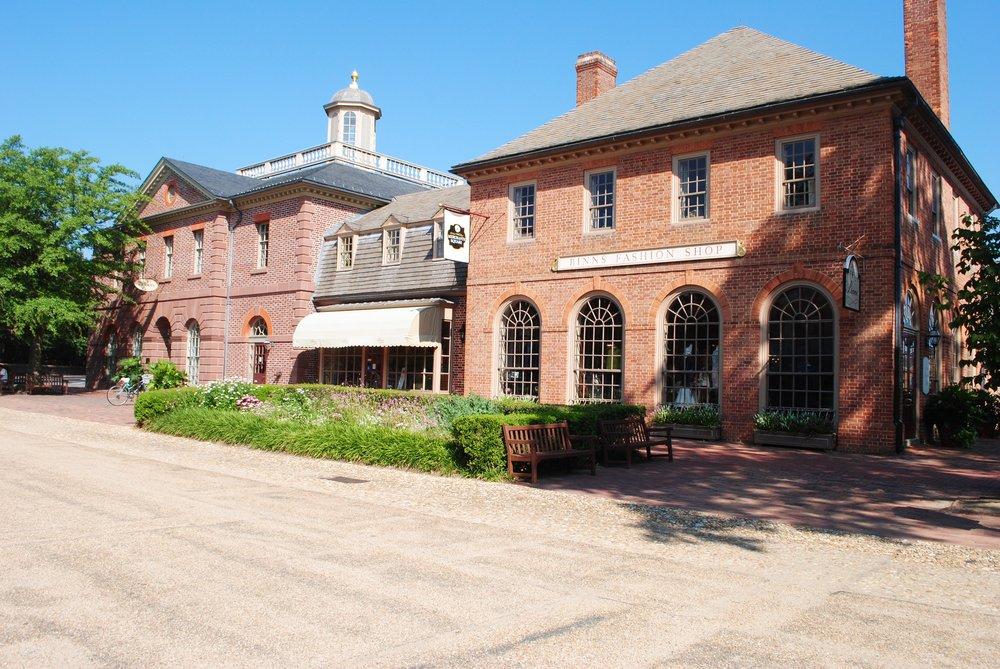 Colonial Williamsburg - Area Attractions