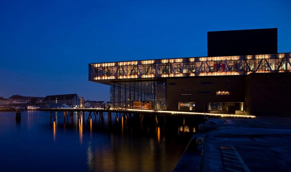 Winner 2008 – Det Kongelige Teaters Skuespilhus, Denmark