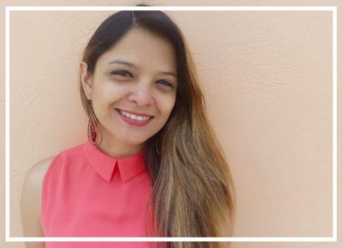 Jennifer Loarca:Coordinador de voluntarios y Programa Becas/ Volunteer &  Scholarships Coordinator