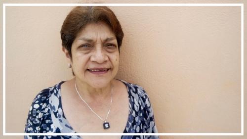 Miriam Ranero:Directora Departamento de Trabajo Social/Social Work Director