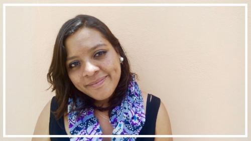 Yesica Reyes:Facilitadora / Facilitator