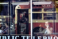 Stories Page—Saul Leiter, Phone Call, ca. 1957