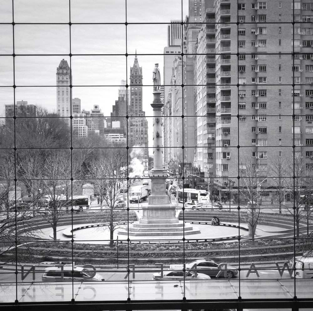 Columbus Circle. Photography by FranziBerlin/EyeEm