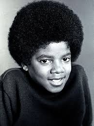 A young Michael Jackson. Photo courtesy of people.com
