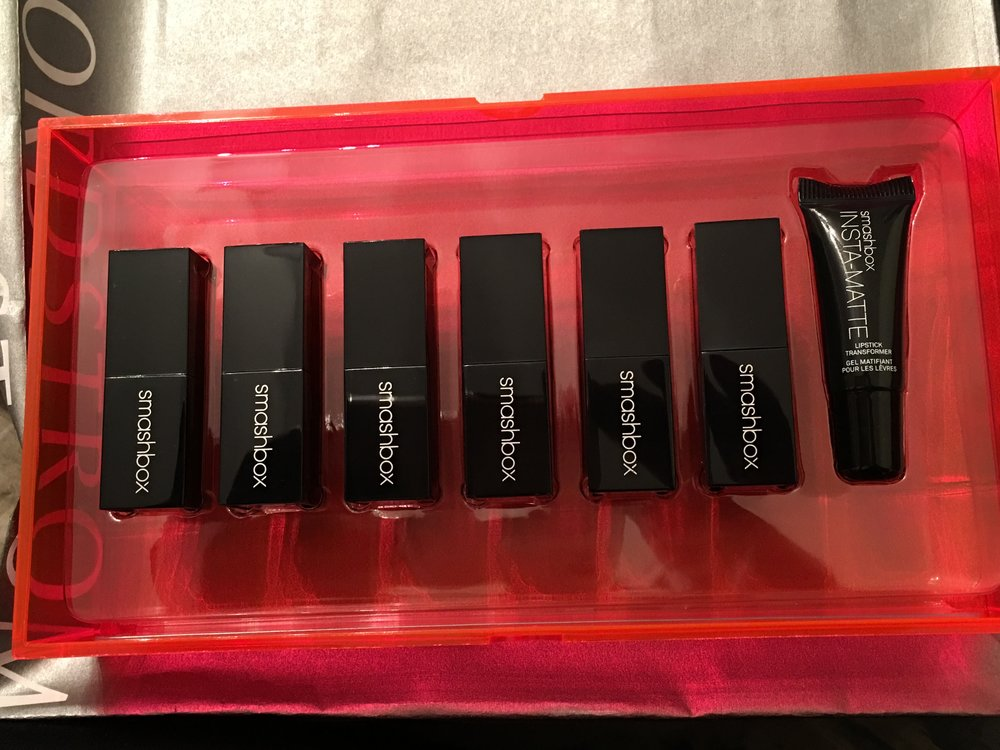 Smashbox Light It Up Set (found at Nordstrom)