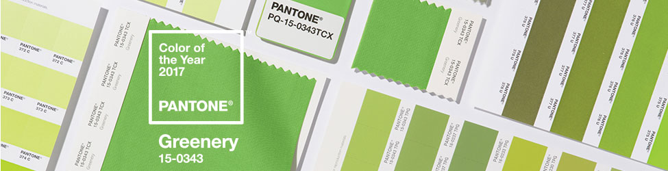 Pantone 2017 Color of The Year courtesy of www.pantone.com