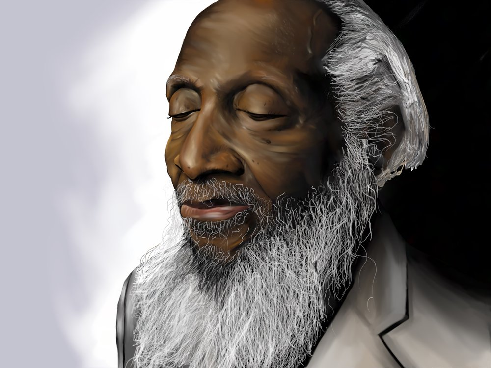 Dick Gregory by W.D. Wind