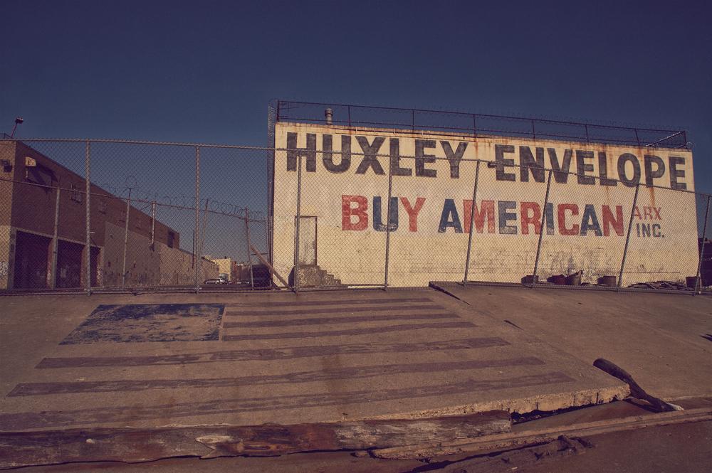 Industry I - Huxley Envelope Buy American Arx Inc.