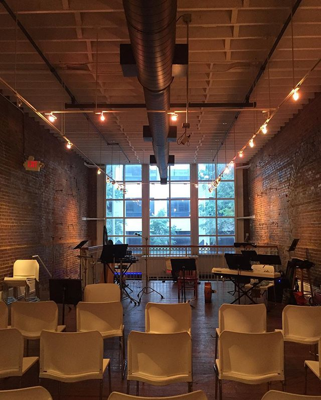 CONCERT DAY! Join us today at this beautiful space for some beautiful music with the beautiful Margot Rood! 8:00 at the M Rich Building. 115 Martin Luther King Jr. Dr. SW Atlanta, 30303...$10
