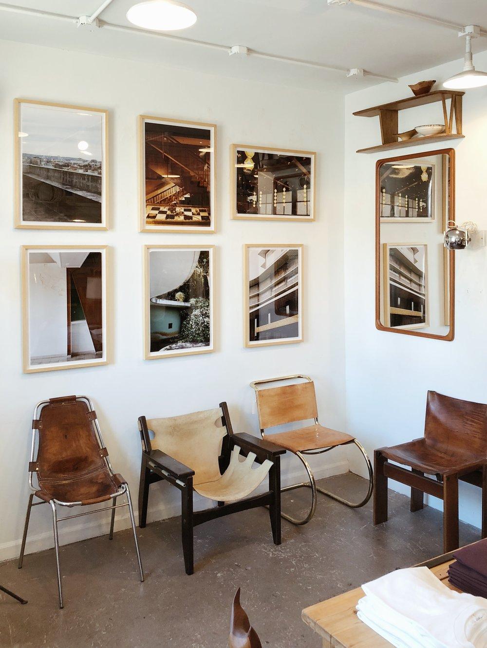 Yoshi Makino Exhibition, County Ltd 2018
