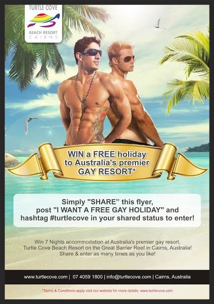 Free Gay 7 Day Holiday