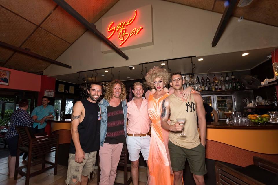 Gallery - Adults only beach resort Australia Cairns, clothing optional Beach cairns, LGBTIQA accommodaton resort Port Douglas QLD