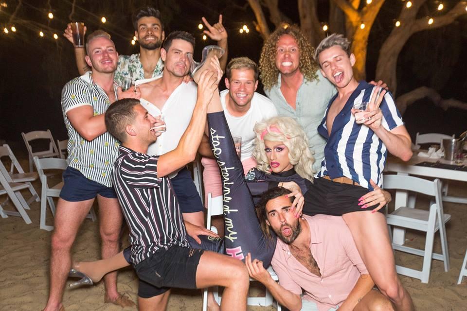 Gallery - Adults only beach resort Australia Cairns, clothing optional Beach cairns, absolute beachfront accommodation Port Douglas,LGBTIQA accommodaton resort