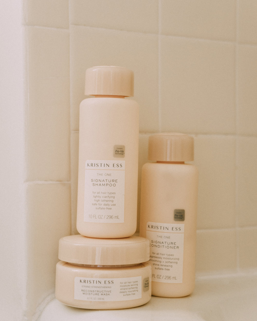 Kristin Ess Signature    Shampoo    &    Conditioner   ,    Moisture Mask